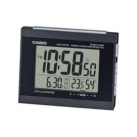 電波時計 置時計 / DQD-710J-1JF (ブラック)