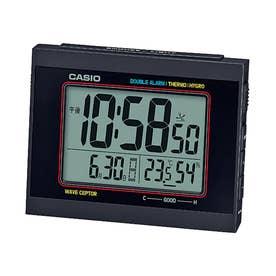電波時計 置時計 / DQD-5000J-1JF (ブラック)