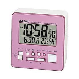 電波時計 置時計 / DQD-805J-4JF (ピンク)