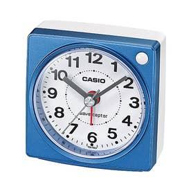 電波時計 置時計 / TQ-750J-2JF (ブルー)