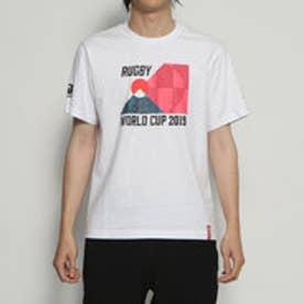 メンズ ラグビー 半袖シャツ RWC2019 TEE VWD39422