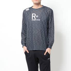 メンズ ラグビー ノースリーブシャツ L/S WORKOUT TEE RP40019