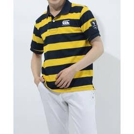 メンズ 半袖ポロシャツ S/S FLEXCOOL CONTROL POLO RA30082 (イエロー)