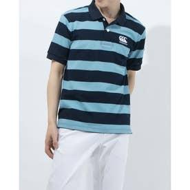 メンズ 半袖ポロシャツ S/S FLEXCOOL CONTROL POLO RA30082 (ネイビー)