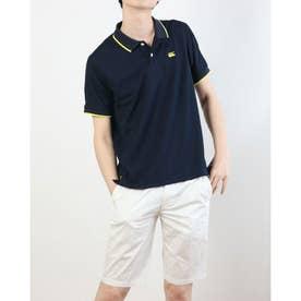 メンズ 半袖ポロシャツ S/S FLEXCOOL CONTROL POLO RA30080 (ネイビー)