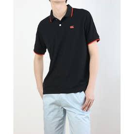 メンズ 半袖ポロシャツ S/S FLEXCOOL CONTROL POLO RA30080 (ブラック)