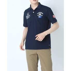 メンズ 半袖ポロシャツ S/S FLEXCOOL CONTROL POLO RA31127 (ネイビー)