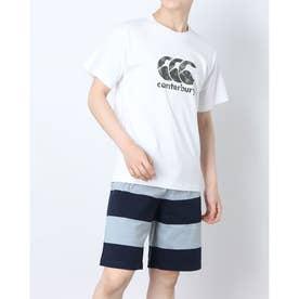 メンズ 半袖Tシャツ TSHIRT RA31216 (ホワイト)