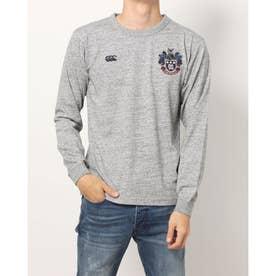 メンズ 長袖Tシャツ L/S ティシャツ RA41581 (グレー)
