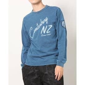 メンズ 長袖Tシャツ L/S ティシャツ RA41581 (ネイビー)