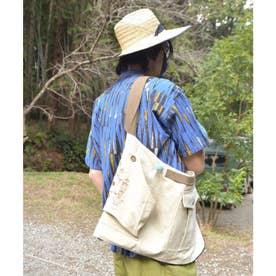 【チャイハネ】トゥアレグ刺繍バッグ/ベスト 2WAY ナチュラル