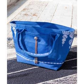 【チャイハネ】セレーネ刺繍バッグ ブルー