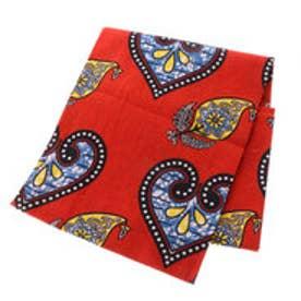 【チャイハネ】AFRICAN FREE CLOTH レッド