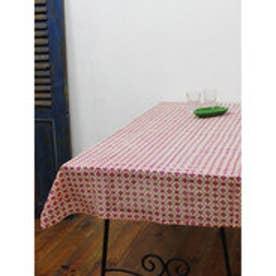 【チャイハネ】インド綿バグルプリントマルチクロス グリーン