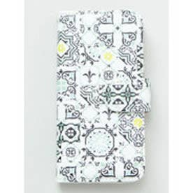 【欧州航路】iPhone8/7兼用 手帳型ケース ポルトガル ブラック