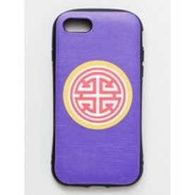 【チャイハネ】iPhone8/7兼用タフケース 縁起文字 Hybrid Tough Case パープル