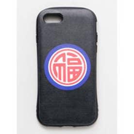 【チャイハネ】iPhone8/7兼用タフケース 縁起文字 Hybrid Tough Case ブラック