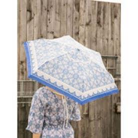 【欧州航路】アンダルシア折りたたみ傘 ブルー