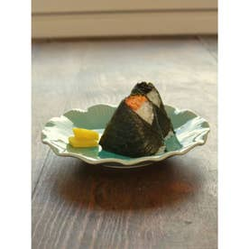 【チャイハネ】蓮の葉皿20cm グリーン