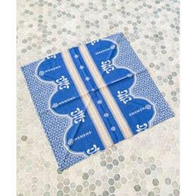 【チャイハネ】ミンティ小風呂敷 ブルー
