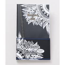 【チャイハネ】2022年スケジュール帳 A5スリム / 月のパワーで願いをかなえる手帳 ブラック