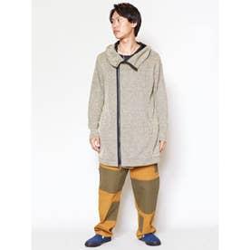 【チャイハネ】yul 変形フードMEN'Sジャケット マスタード