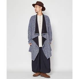 【チャイハネ】yul フィニティMEN'Sジャケット ブルー