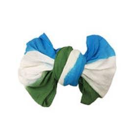 【チャイハネ】インド綿グラデーション浴衣帯 グリーン