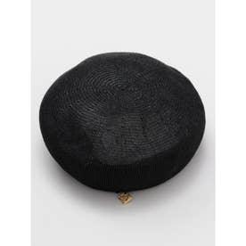 【欧州航路】パピエベレー帽 ブラック