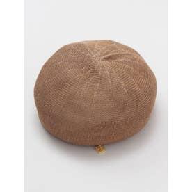 【欧州航路】パピエベレー帽 ブラウン