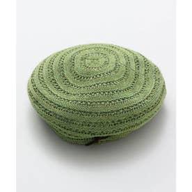 【チャイハネ】サラリベレー帽 グリーン