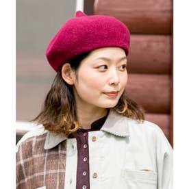 【チャイハネ】チョマベレー帽 ワイン
