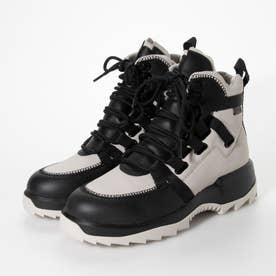 HELIX / ブーツ 3.6cmヒール (オフホワイト)