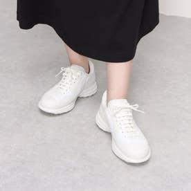 [カンペール] TWINS / レザースニーカー (ホワイト)