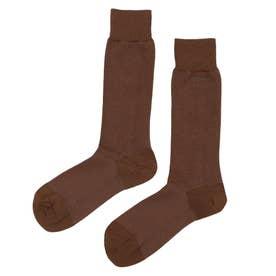 Men Franja socks ソックス (チョコレートブラウン)