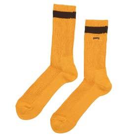 Men Mola socks ソックス (クロムイエロー)