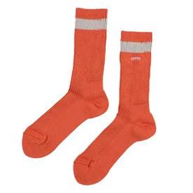Woman Mola socks ソックス (ディープオレンジ)