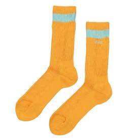 Woman Mola socks ソックス (クロムイエロー)