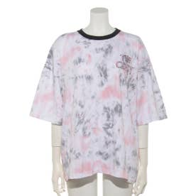 PICK ME UP TIEDYE TOPS (BLACK MIX)