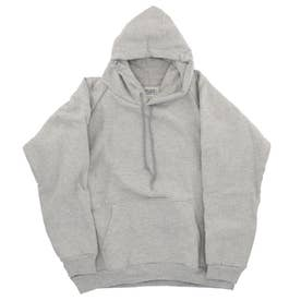 #532 PULLOVER HOODED (Grey)