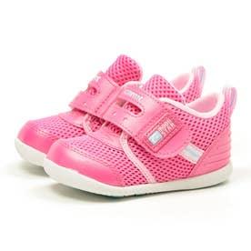 子供靴 CR B90 チェリー 3E 速乾 ベビーシューズ (チェリー)