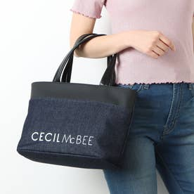 LOGO BASIC TRAVEL TOTE M (インディゴ)
