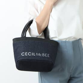LOGO BASIC TRAVEL TOTE S (インディゴ)