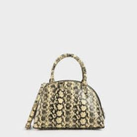 トップハンドル ドームバッグ / Top Handle Dome Bag (Yellow)