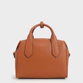 【再入荷】ダブルハンドル ミニダッフルバッグ / Double Handle Mini Duffel Bag (Orange)