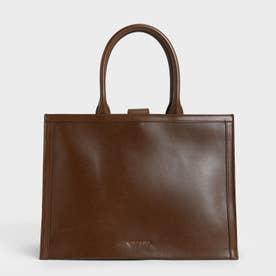 【再入荷】エクストララージ トートバッグ / Extra Large Tote Bag (Dark Brown)