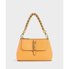 チェーンハンドルバッグ / Chain Handle Bag (Mustard)