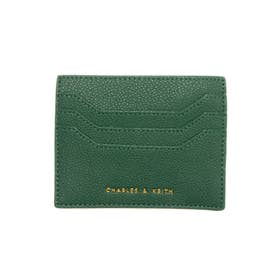 【2021 SPRING】ジップマルチスロット カードホルダー / Zip Multi-Slot Card Holder (Green)