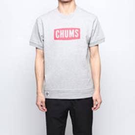 メンズ アウトドア 半袖Tシャツ S/S Logo Crew Top CH00-1118