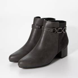 ブーツ (グレー)